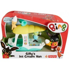 Fisher Price® Bing™ Lodziarnia Gilly Mattel CDY36 CHF24