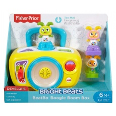 Fisher Price® Interaktywny Magnetofonik BeBo Mattel FJB66