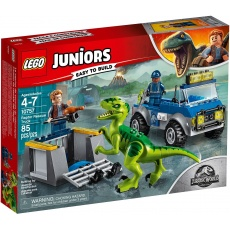 LEGO® Juniors 10757 Jurassic World™ Na ratunek raptorom