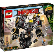 LEGO® NINJAGO® MOVIE™ 70632 Mech wstrząsu