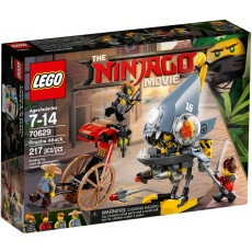 LEGO® NINJAGO® MOVIE™ 70629 Atak Piranii