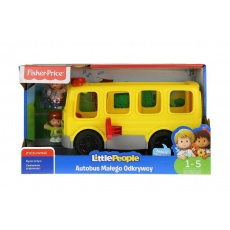 Little People® Autobus Małego Odkrywcy, Mattel FKX03 Fisher Price®