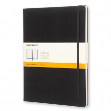 Moleskine Classic Notes w linie notebook hard black XL P090 notesy