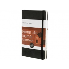 Moleskine® Passion Home Life Journal Notes na codzienne domowe sprawy