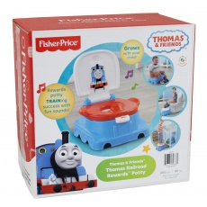 Fisher Price Nocniczek Thomas & Friends Mattel BDY85