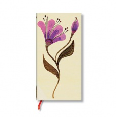 Paperblanks® Blossoms Notes w linie Serpentine Slim