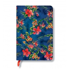 Paperblanks® Aloha Laulima Notes w linie mini