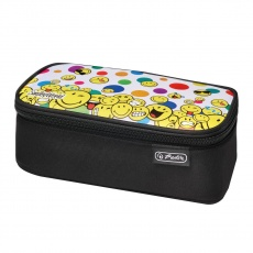 Piórnik kosmetyczka BE.BAG beatBox SmileyWorld Rainbow Faces Herlitz 50015276