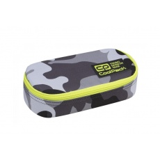 Piórnik saszetka CoolPack Campus A368 Camo Yellow Neon Patio 89180CP