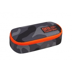 Piórnik saszetka CoolPack Campus A383 Camo Orange Neon Patio 91855CP