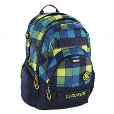 Plecak Coocazoo CarryLarry II Lime District, Hama 138739 SOLID