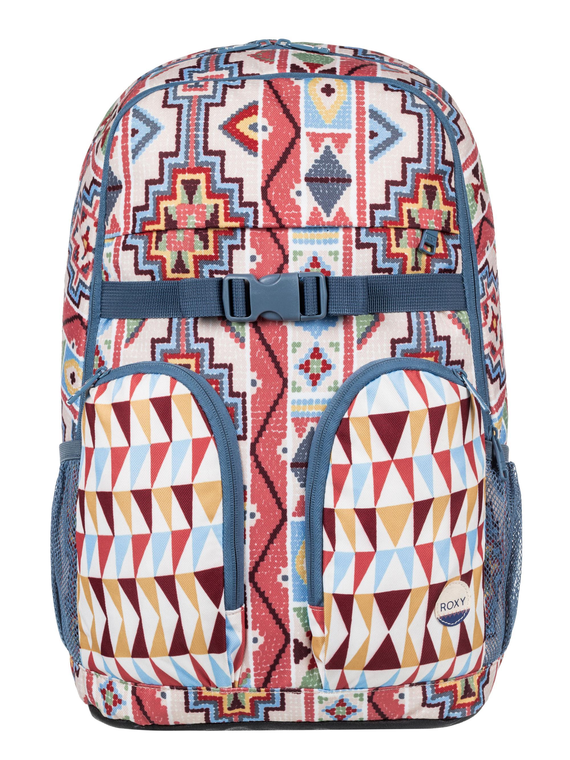9fe36b26d6715 Plecak szkolny Take It Slow, Roxy ERJBP03545-NDS7 plecaki :: Sklep Kleks