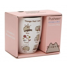 Kot Pusheen™ Kubek Things I Love Gund 6000277