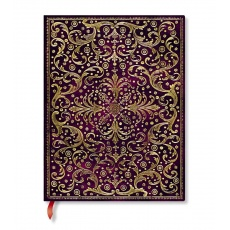 Paperblanks® Aurelia Royal Purple Notes w linie ultra