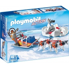 Playmobil® Action 9057 Psi zaprzęg