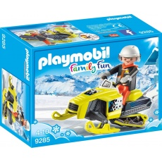 Playmobil® Family Fun 9285 Skuter śnieżny