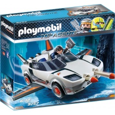Playmobil® Top Agents 9252 Agent P. i racer