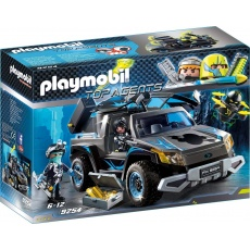 Playmobil® Top Agents 9254 Pick-up Dr. Drone'a